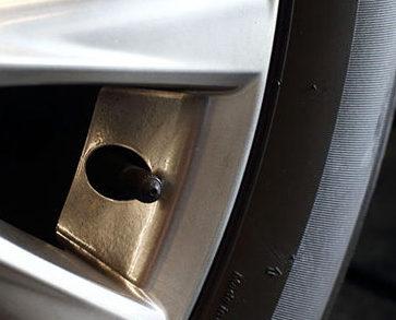 タイヤの空気圧について