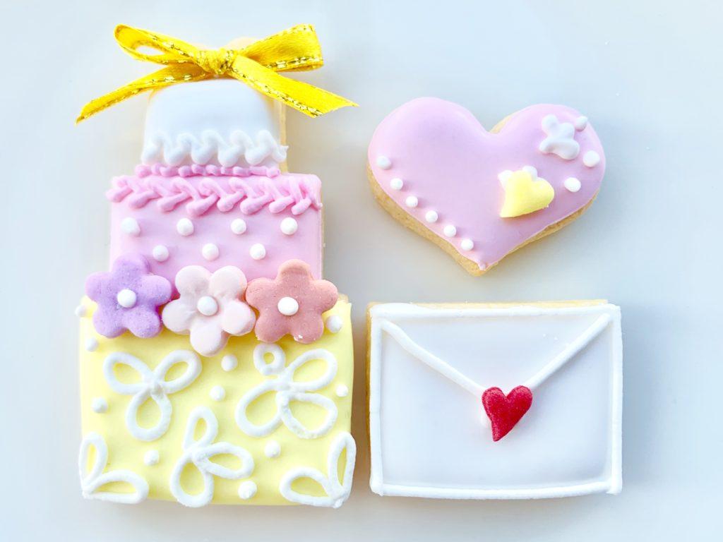 <バレンタインを楽しもう!>手作りアイシングクッキーイベント